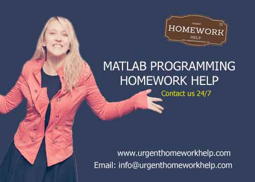 Pay for matlab homework